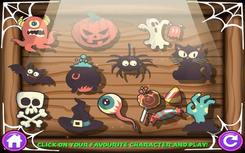 Trick Or Treat Halloween Games screenshot 2