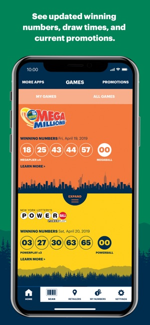 Lottery Apps