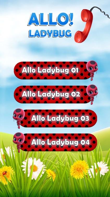 Miraculous Ladybug Call & Talk