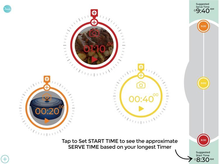 Dash - Visual Cooking Timer screenshot-7
