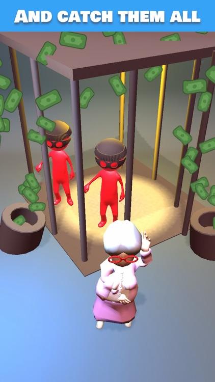 Catch the Thief 3D screenshot-4