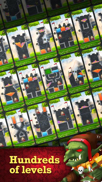 騎士物語 - パズルのおすすめ画像2