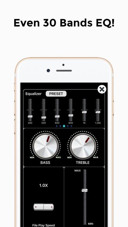 HighAmp : MP3 Music Player screenshot-5