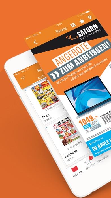 Herunterladen MeinProspekt - Angebote App für Pc
