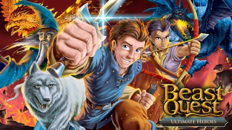 Beast Quest Ultimate Heroes screenshot-0