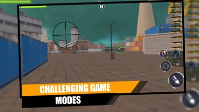 Silent Scope : Sniper Shooter screenshot 4