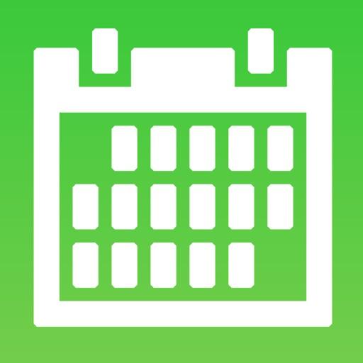Simple Shift Calendar