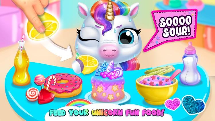 My Baby Unicorn screenshot-4