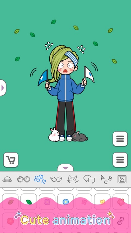 Lily Story : Dress Up Game screenshot-3