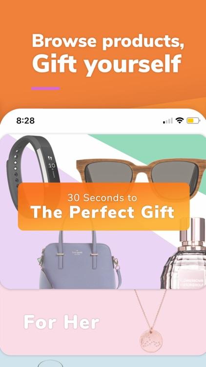 Giftata: The best gift ideas screenshot-3