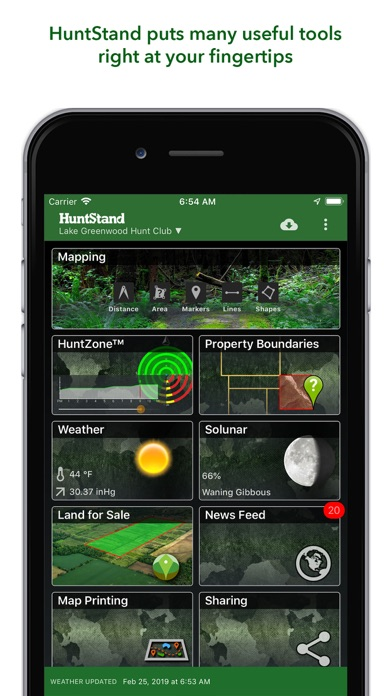 HuntStand Screenshot