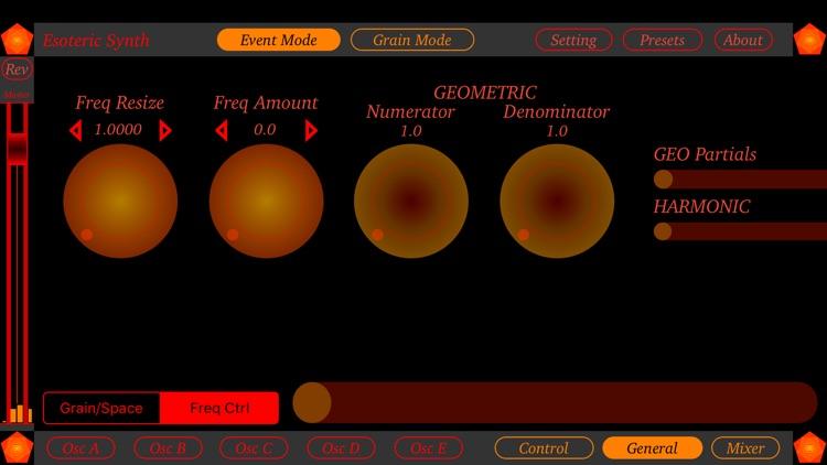 Esoteric Synth screenshot-6