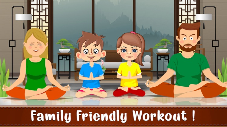 Yoga For Health Game screenshot-6