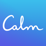 Calm: Meditate & relax with guided mindfulness meditation for stress reduction icon