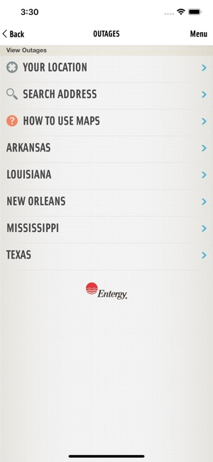 Entergy on the App Store