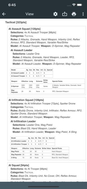 BattleScribe on the App Store