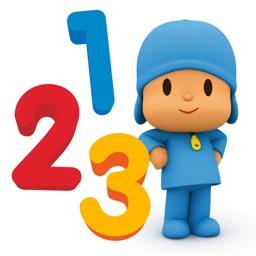 Pocoyo Numbers 123