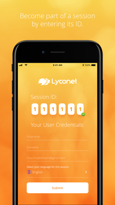 Download Lyconet Invite for Android
