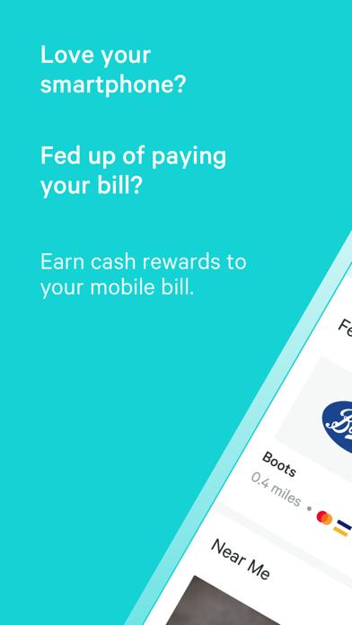 Airtime Rewards: Earn rewards screenshot one