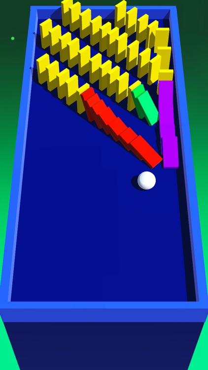 Domino Dash & Smash 3D screenshot-4