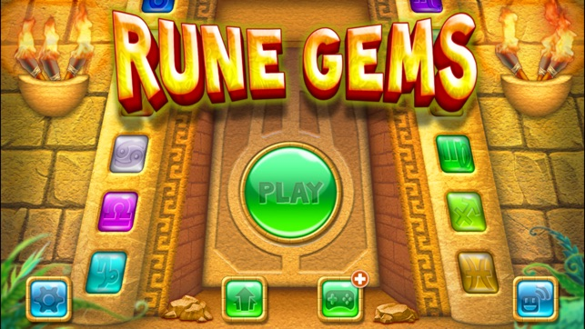 Rune Gems - Deluxe Screenshot