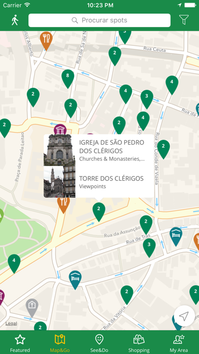 El Guide Porto screenshot two