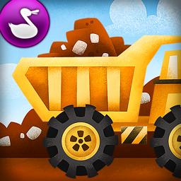 Ícone do app Trucks HD - by Duck Duck Moose