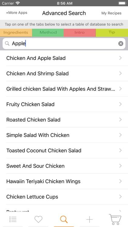 300+ Chicken Recipes screenshot-7
