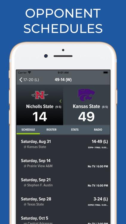 San Diego State Football App screenshot-7