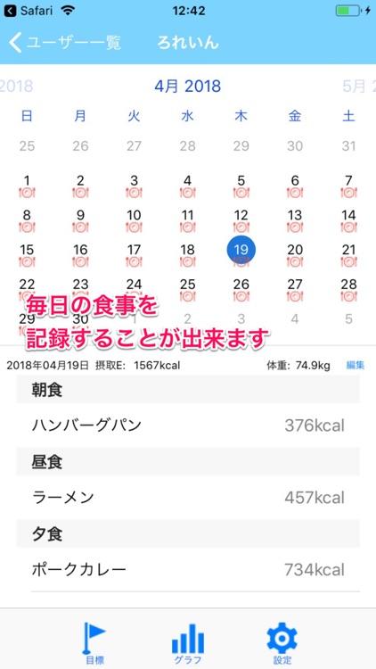 -Lorraine- 『ロレイン』〜栄養計算アプリ〜 screenshot-5