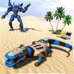 Komodo Dragon Robot War