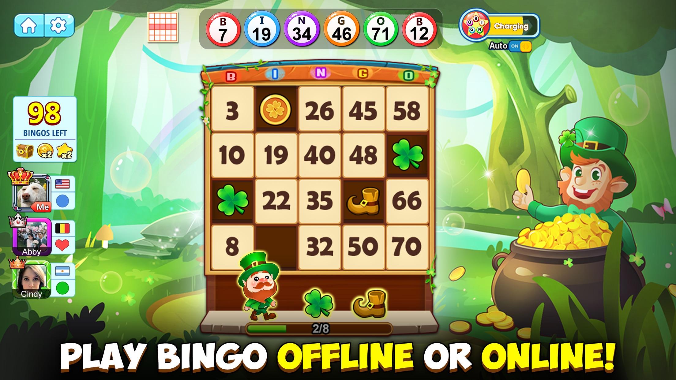 Bingo Holiday - BINGO Games Screenshot