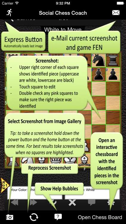 Chess Coach for SocialChess