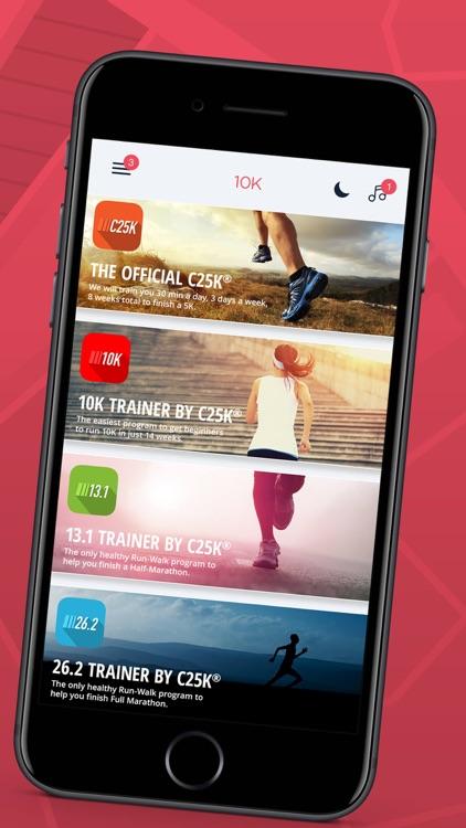 10K Trainer Pro by C25K® screenshot-9