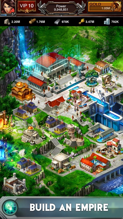 Game of War - Fire Age screenshot-2