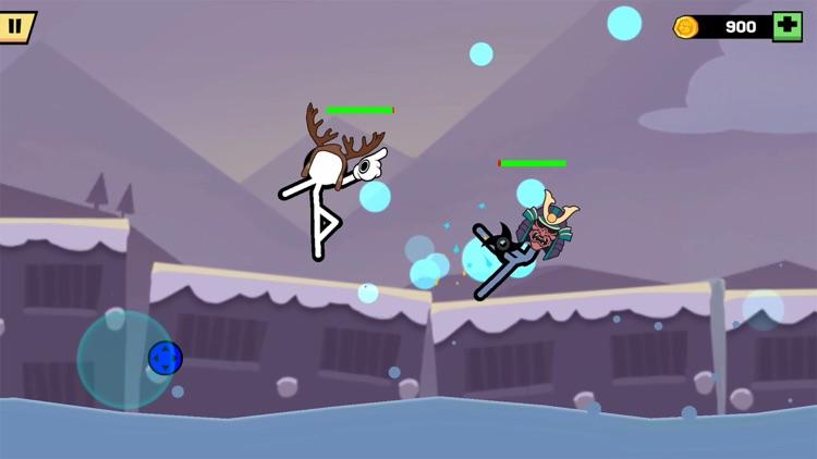 Stickman Fight Battle screenshot-3