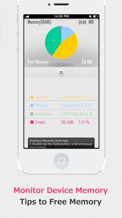 SYSTEM UTIL Dashboard Screenshots