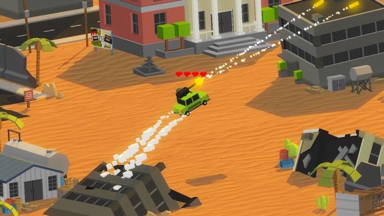Shooting games: King Survival screenshot-3