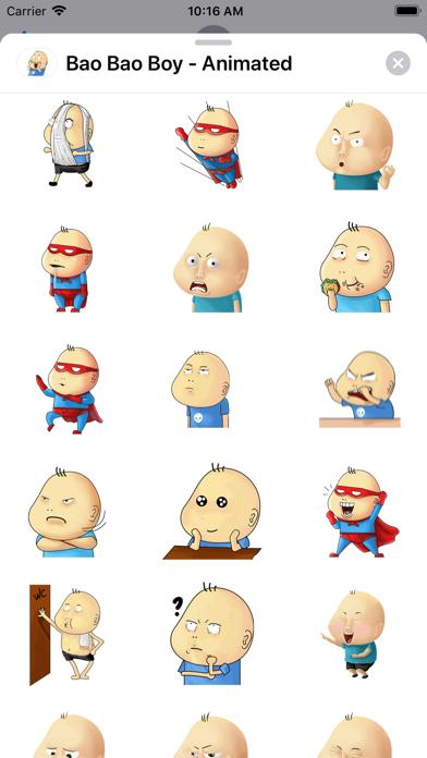 Bao Bao Boy - Animated screenshot 4