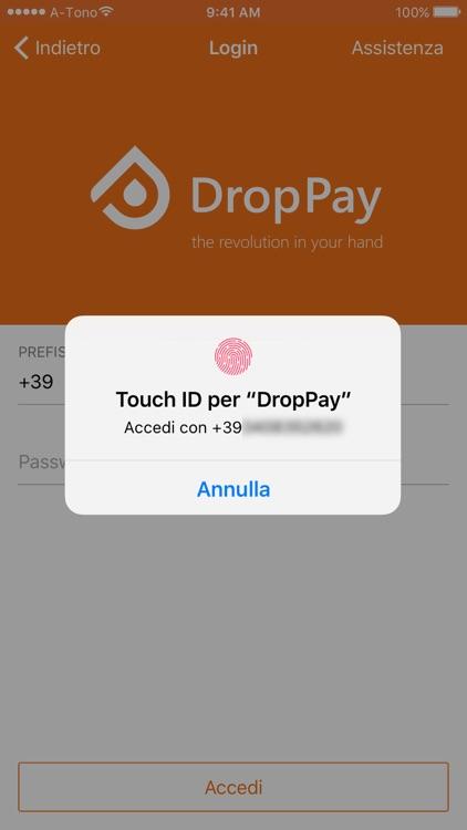 DropPay screenshot-0