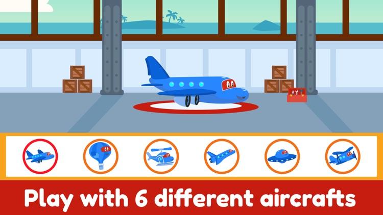 Carl Super Jet Airplane Rescue screenshot-3