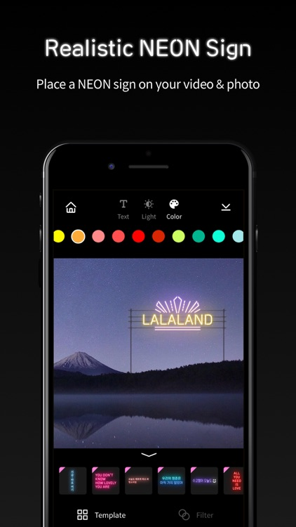 challa NEON: Create Your NEON screenshot-4