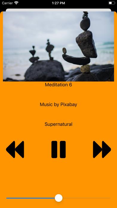 SuperNatural Meditation Music screenshot two