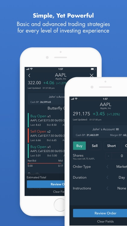 Firstrade: Trade, Invest, Save screenshot-3