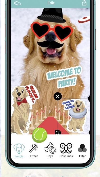 TuckerMoji - Tucker Budzyn Dog screenshot-3