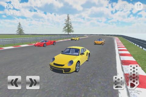 Car Racing Cup 3D - náhled