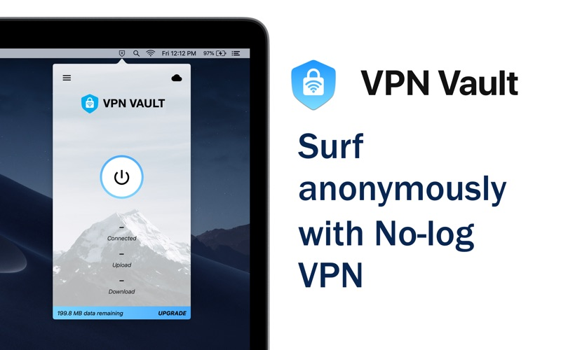 VPN Proxy Vault Unlimited Screenshot