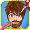 理髪師 散髪 あごひげ 変身 - iPhoneアプリ