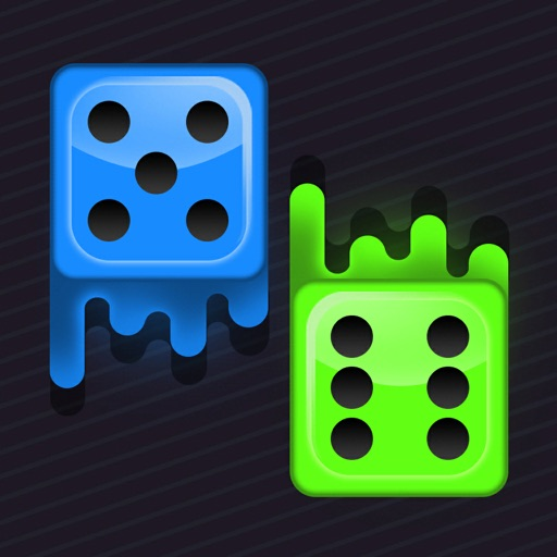 Dice Puzzle Blitz - Block Game icon