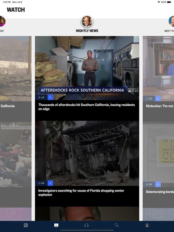 NBC News: Breaking & US Newsのおすすめ画像2